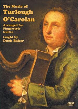 Rent The Music of Turlough O'Carolan Online DVD Rental