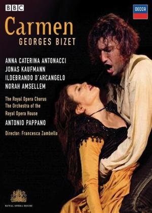 Rent Carmen: Royal Opera House, Covent Garden Online DVD Rental