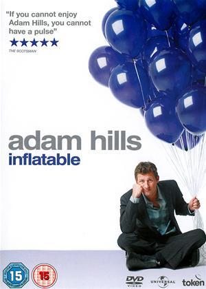 Rent Adam Hills: Inflatable Online DVD Rental