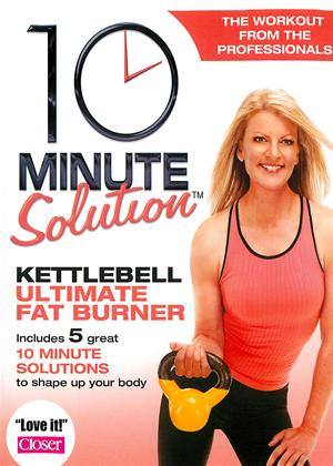 Rent 10 Minute Solution: Kettleball Ultimate Fat Burner Online DVD Rental