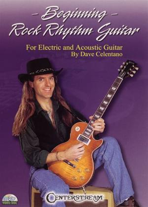Rent Beginning Rock Rhythm Guitar Online DVD Rental