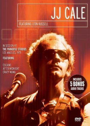 Rent JJ Cale Featuring Leon Russell: Live in Session Online DVD Rental