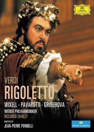 Rent Rigoletto: The Wiener Philharmoniker (Chailly) Online DVD Rental