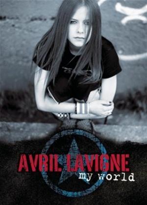 Rent Avril Lavigne: My World Online DVD Rental