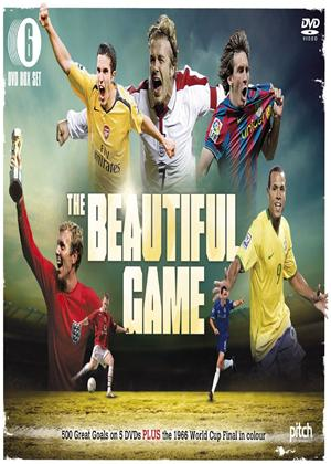 Rent The Beautiful Game Online DVD Rental