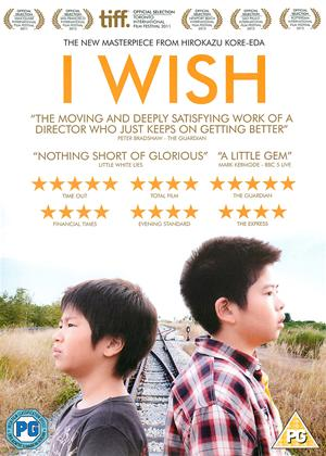 Rent I Wish (aka Kiseki) Online DVD Rental