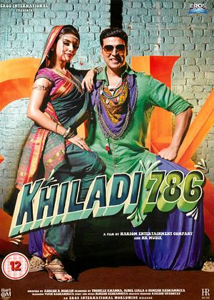 Rent Khiladi 786 Online DVD Rental