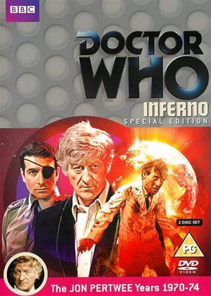Rent Doctor Who: Inferno Online DVD Rental