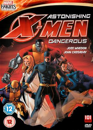 Astonishing X-Men: Dangerous Online DVD Rental