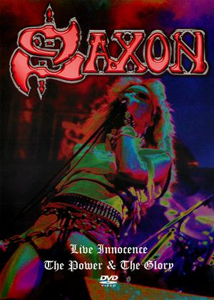 Rent Saxon: Live Innocence and the Video Anthology Online DVD Rental