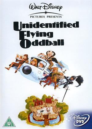 Rent Unidentified Flying Oddball Online DVD Rental