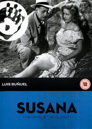 Rent Susana (aka Carne y demonio) Online DVD Rental