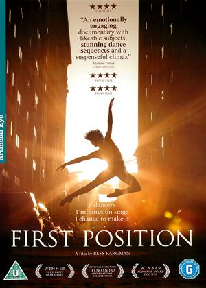Rent First Position Online DVD Rental