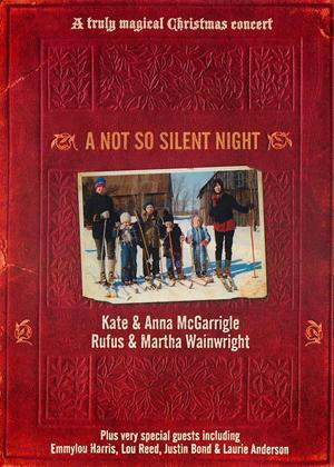 Rent A Not So Silent Night: Rufus/Martha Wainwright and the McGarrigles Online DVD Rental