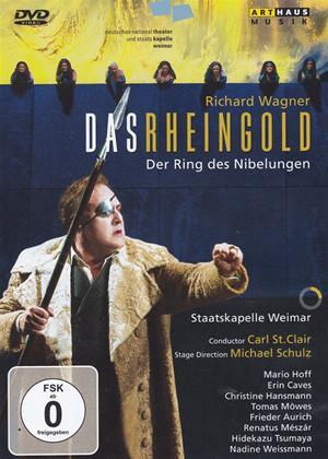 Rent Das Rheingold: Staatskapelle Weimar Online DVD Rental