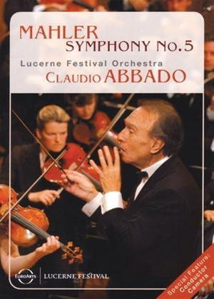 Rent Mahler: Symphony No.5 Online DVD Rental