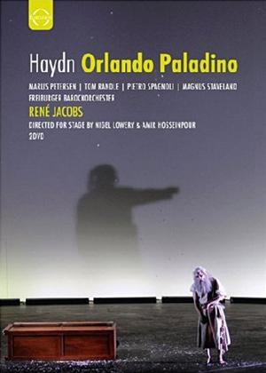 Rent Orlando Paladino: Freiburger Barockorchester (Jacobs) Online DVD Rental