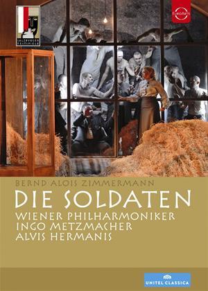 Rent Die Soldaten: Wiener Philharmoniker (Metzmacher) Online DVD Rental