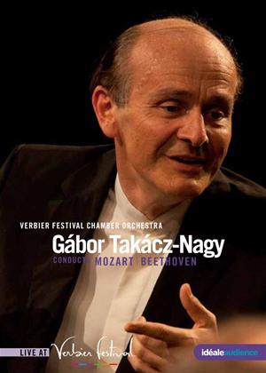 Rent Gábor Takács-Nagy: Live at Verbier Festival Online DVD Rental