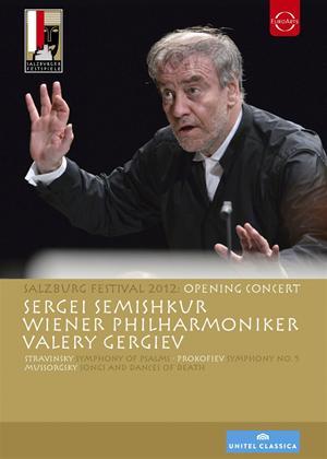 Rent Salzburg Opening Concert 2012: Wiener Philharmoniker (Gergiev) Online DVD Rental