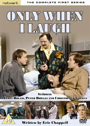 Rent Only When I Laugh: Series 1 Online DVD Rental