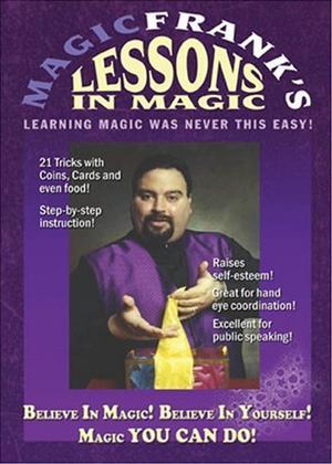 Rent Magic Frank's Lessons in Magic: Vol.3 Online DVD Rental