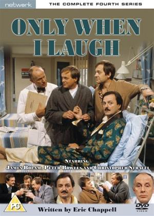 Rent Only When I Laugh: Series 4 Online DVD Rental