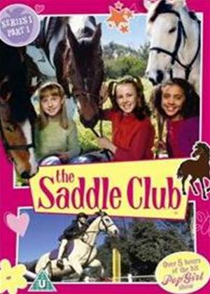 Rent The Saddle Club: Series 1: Part 1 Online DVD Rental