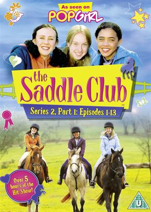Rent The Saddle Club: Series 2: Part 1 Online DVD Rental