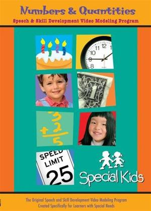 Rent Special Kids: Vol.2: Numbers and Quantities Online DVD Rental