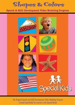 Rent Special Kids: Vol.3: Shapes and Colors Online DVD Rental