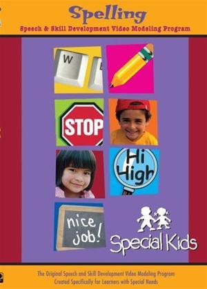 Rent Special Kids: Vol.4: Spelling Online DVD Rental