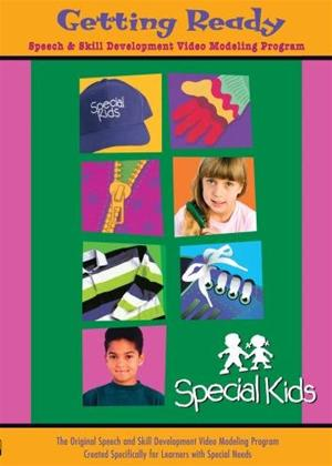 Rent Special Kids: Vol.5: Getting Ready Online DVD Rental