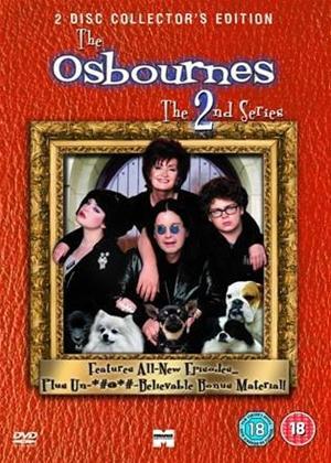 Rent The Osbournes: Series 2 Online DVD Rental