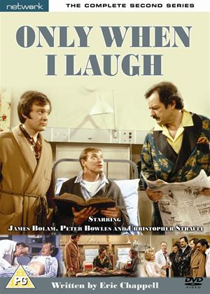 Rent Only When I Laugh: Series 2 Online DVD Rental
