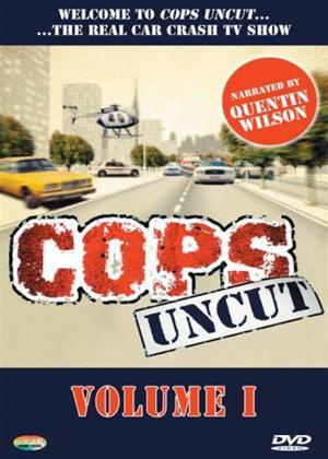 Rent Cops Uncut: Vol.1 Online DVD Rental