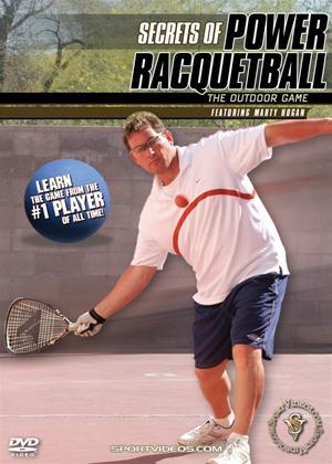 Rent Secrets of Power Racquetball: The Outdoor Game Online DVD Rental