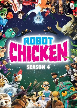 Rent Robot Chicken: Series 4 Online DVD Rental