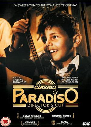 Rent Cinema Paradiso: Director's Cut (aka Nuovo Cinema Paradiso) Online DVD & Blu-ray Rental