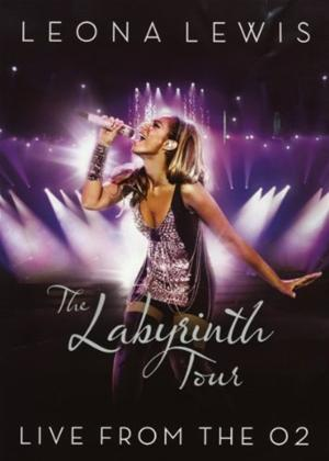 Rent Leona Lewis: The Labyrinth Tour: Live from the O2 Online DVD Rental