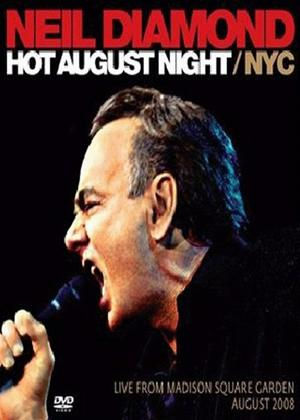 Rent Neil Diamond: Hot August Night NYC Online DVD Rental