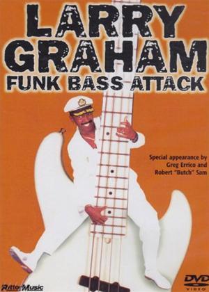 Rent Larry Graham: Funk Bass Attack Online DVD Rental