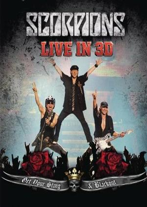 Rent Scorpions: Get Your Sting and Blackout Online DVD Rental
