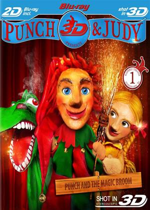 Rent Punch and Judy: Punch and the Magic Broom Online DVD Rental