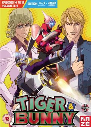 Rent Tiger and Bunny: Part 3 Online DVD Rental