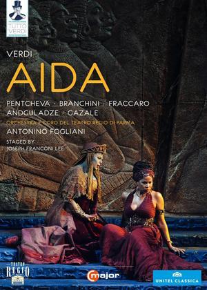Rent Aida: Teatro Regio Di Parma (Fogliani) Online DVD Rental