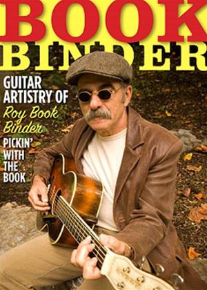 Rent Guitar Artistry of Roy Book Binder: Pickin' with the Book Online DVD Rental
