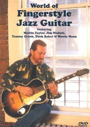 Rent The World of Fingerstyle Jazz Guitar Online DVD Rental