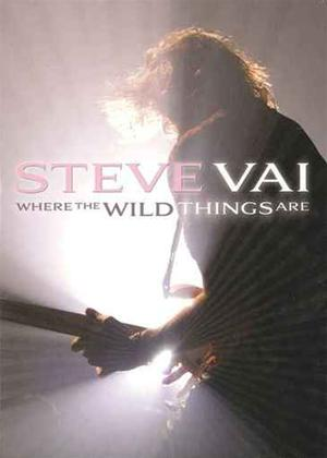 Rent Steve Vai: Where the Wild Things Are Online DVD Rental