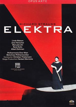 Rent Elektra: Munich Philharmonic Online DVD Rental